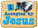SonRock Kids Camp - Day 1 - Accepted by Jesus