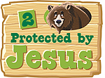 SonRock Kids Camp - Day 2 - Protected by Jesus