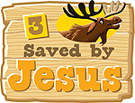 SonRock Kids Camp - Day 3 - Saved by Jesus
