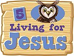 SonRock Kids Camp - Day 5 - Living for Jesus